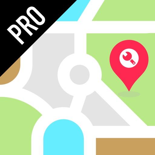 GPS修改定位器-可以改变照片位置发到朋友圈