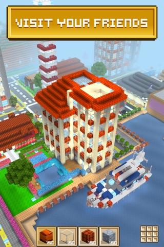 Block Craft 3D: City Building screenshot 3