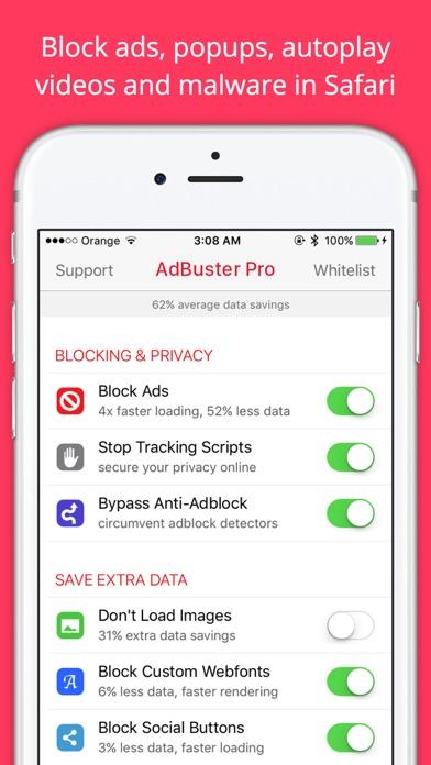 AdBuster Screenshots