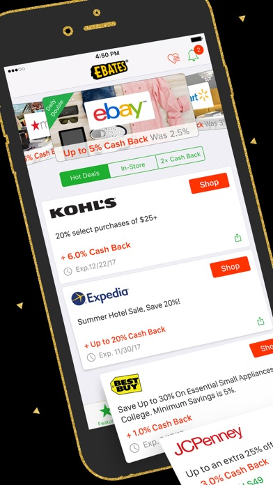 download Ebates: Cash Back & Shopping apps 1