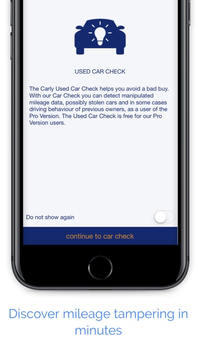 Carly for BMW Pro Screenshots