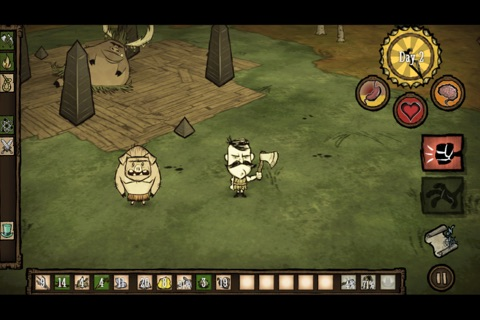 Don't Starve: Pocket Edition screenshot 3