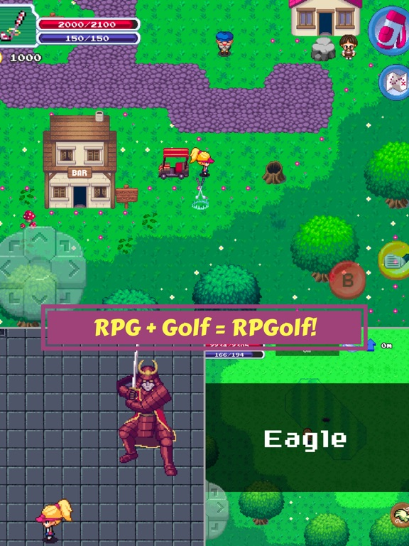 Screenshot 3 RPGolf