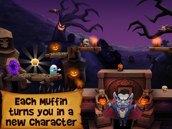 Muffin Knight Screenshots
