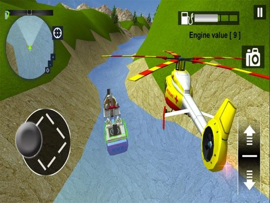 Top Rescue Super Heli Operation screenshot 6