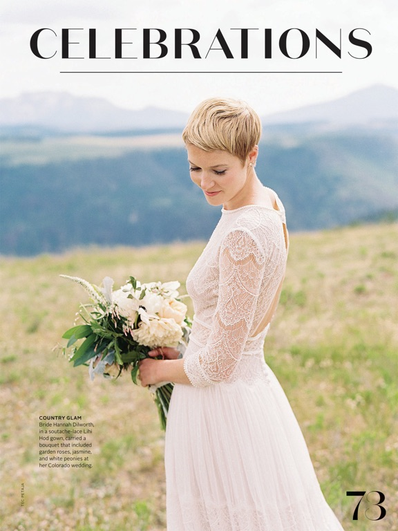 Martha Stewart Weddings Magazine on the App Store