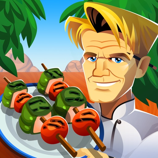 Restaurant DASH with Gordon Ramsay Hack iOS Mod Android