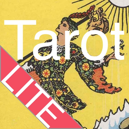 Tarot Card Reader Lite iOS App
