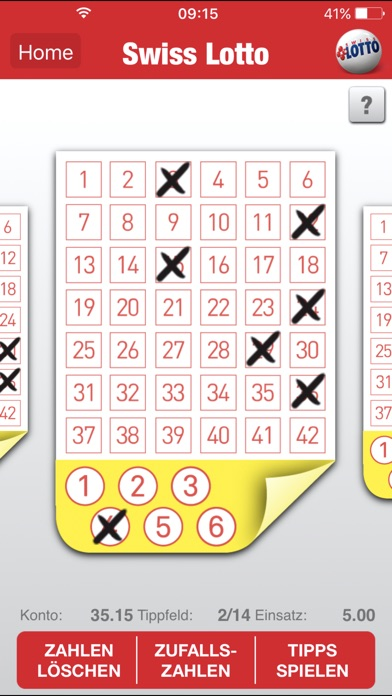 how to play swiss lotto