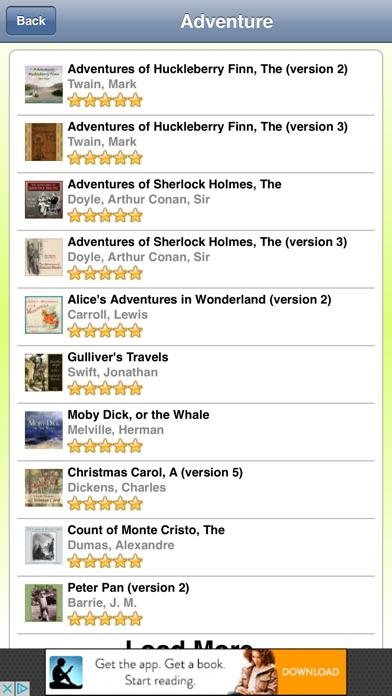 English Audio Books - Librivox Скриншоты5
