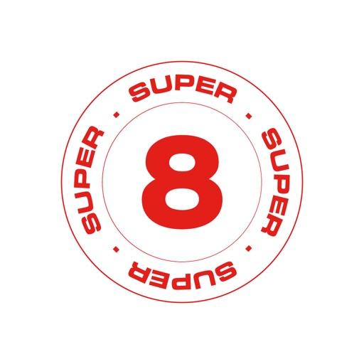 Webtic Super 8  Cinema