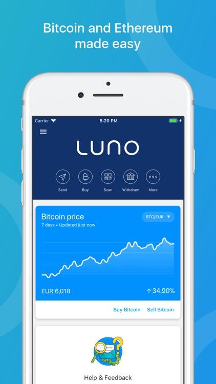 Luno bitcoin wallet by luno pte ltd luno bitcoin wallet ccuart Image collections