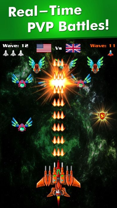 download Galaxy Attack: Alien Shooter apps 2