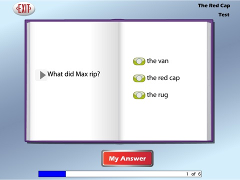 Sound Out Chapter Books Lite screenshot 4