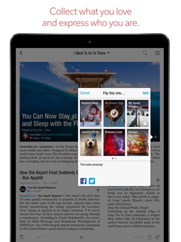 Flipboard: News For You screenshot 4