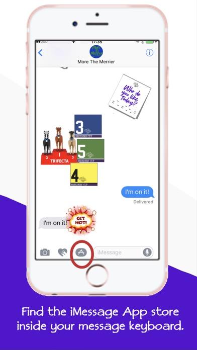 Breeders' Cup Stickers screenshot 3