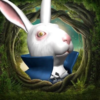 Alice in Wonderland Stories AR quest