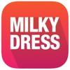 밀키드레스 - milkydress