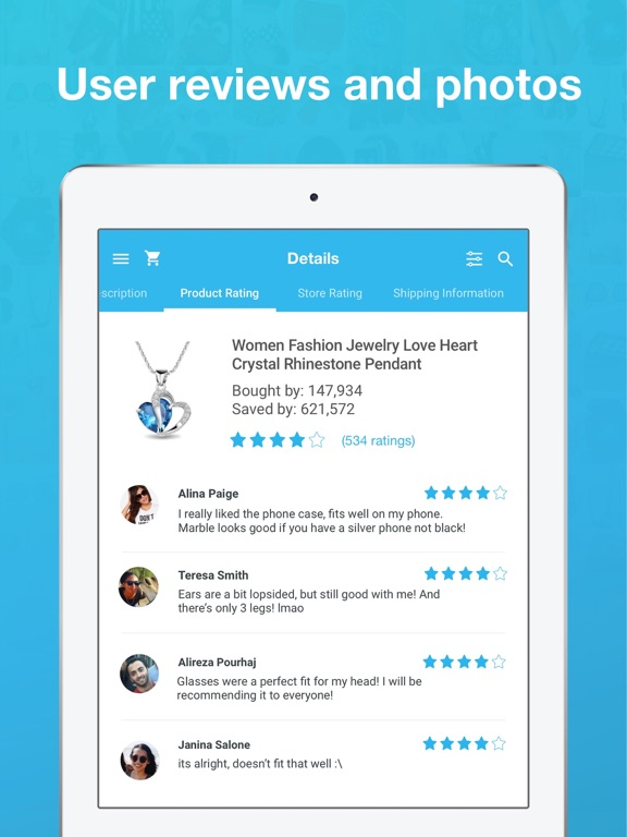 Wish Shopping Made Fun on the App Store