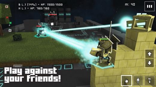 Block Fortress: War Screenshots