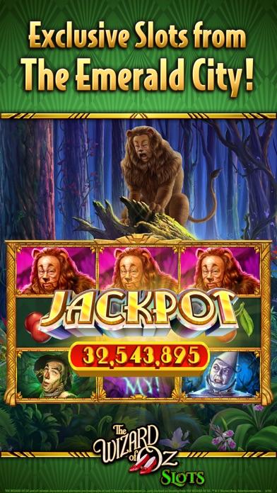 Wizard of Oz: Casino Slots app