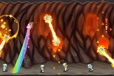 Jetpack Joyride screenshot 2