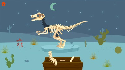挖掘侏罗纪 - 恐龙世界总动员儿童游戏