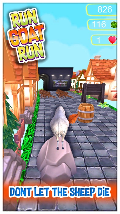 Run Goat Run screenshot 1
