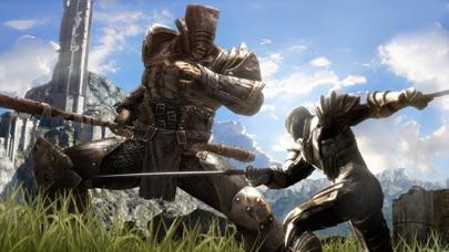 Infinity Blade II screenshot 1