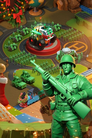 Army Men Strike screenshot 1