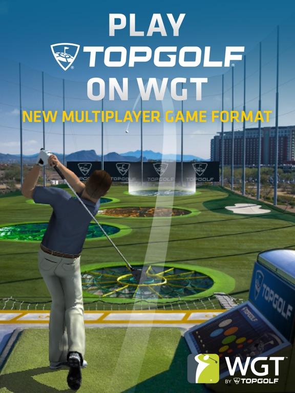 WGT Golf Game by Topgolf Скриншоты9