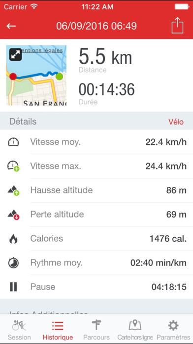 download Runtastic Road Bike PRO Vélo apps 3