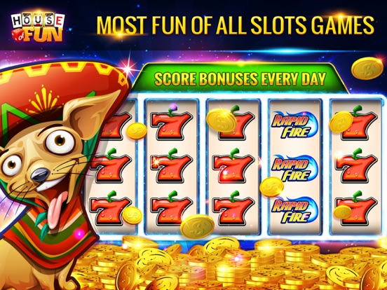 Slots Casino by House of Fun iPad