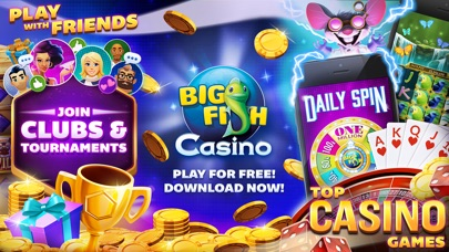 download Big Fish Casino: Slots & Games appstore review