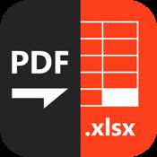 PDF to XLSX Master-Konvertieren von PDF in Excel