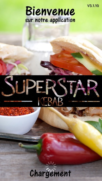Super Star KebabCapture d'écran de 1