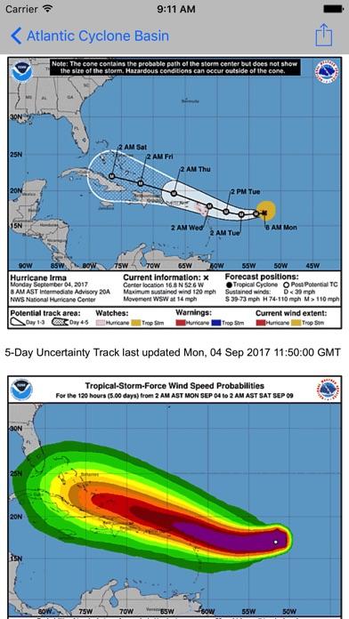 NOAA Now ProScreenshot of 1