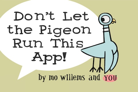 Don't Let Pigeon Run This App! screenshot 1
