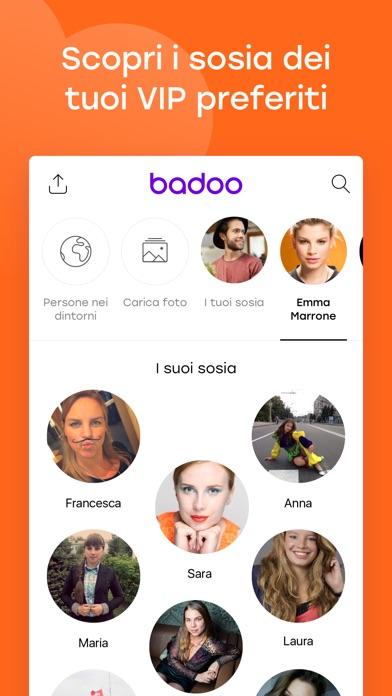 Screenshot of Badoo - Incontra gente nuova5