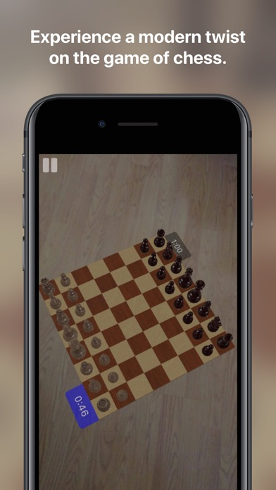AR Chess - by BrainyChess Screenshot