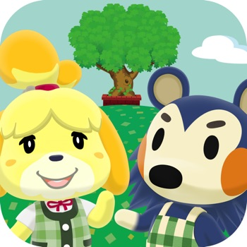 Animal Crossing: Pocket Camp app for iphone