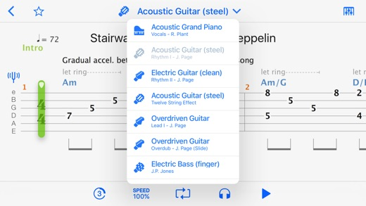 Songsterr Tabs & Chords Screenshots