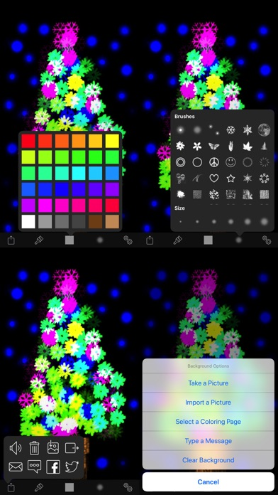 Glow Coloring Скриншоты7