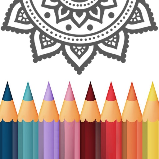 秘密花园:画画涂鸦手绘涂色游戏