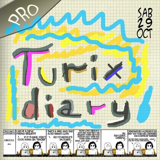 Turix Pro - Diario & Fumetti