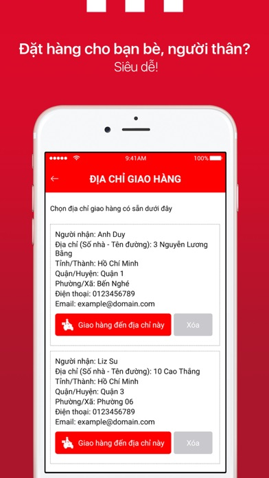 strategy of kfc in vietnam - kfc vietnam to introduce this free application for smartphone users with this free app, users can order kfc meals directly online with the function to remember your favorite ordered meals from previous times and remind for your next orders.