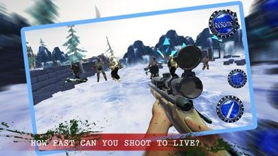 Война зомби снег Глава Скриншоты5