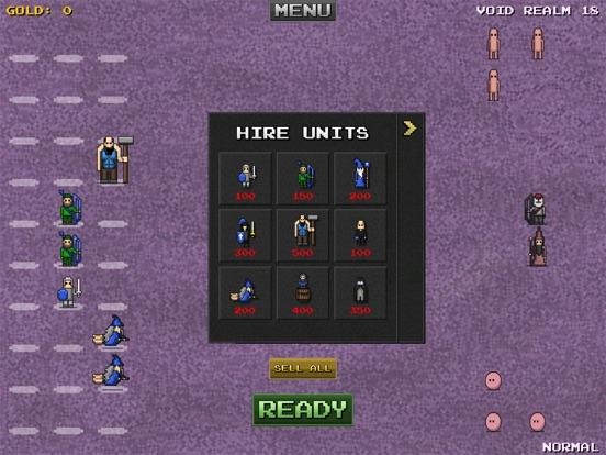 8bitWar: Netherworld screenshot 9