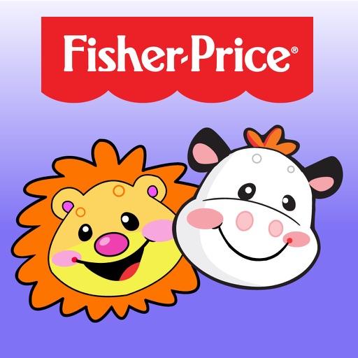 Fisher-Price フィッシャープライス  どうぶつさんの鳴き声を聞こう :赤ちゃんからの英語アプリケーション