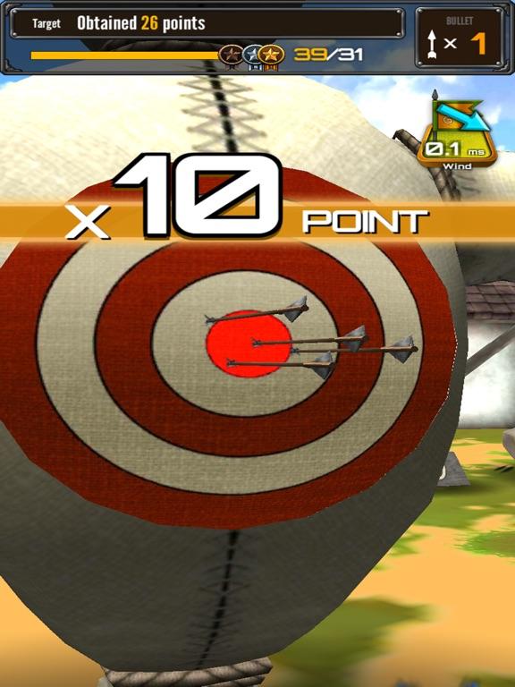 Скачать игру стрельба из лука большой матч